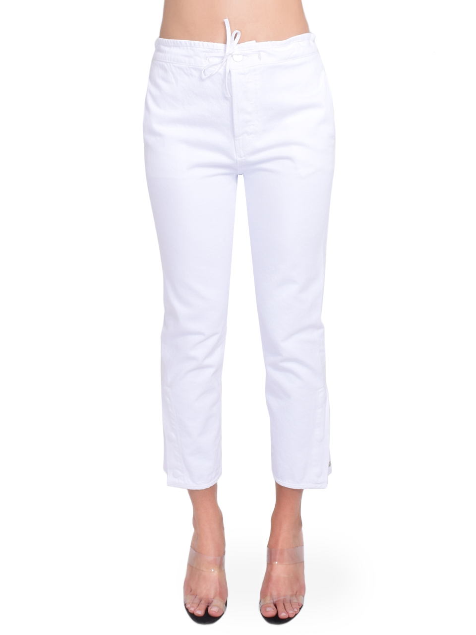 Matisse Pants in Optic White Front View X1https://cdn11.bigcommerce.com/s-3wu6n/products/33299/images/109862/104__14982.1594164800.244.365.jpg?c=2X2