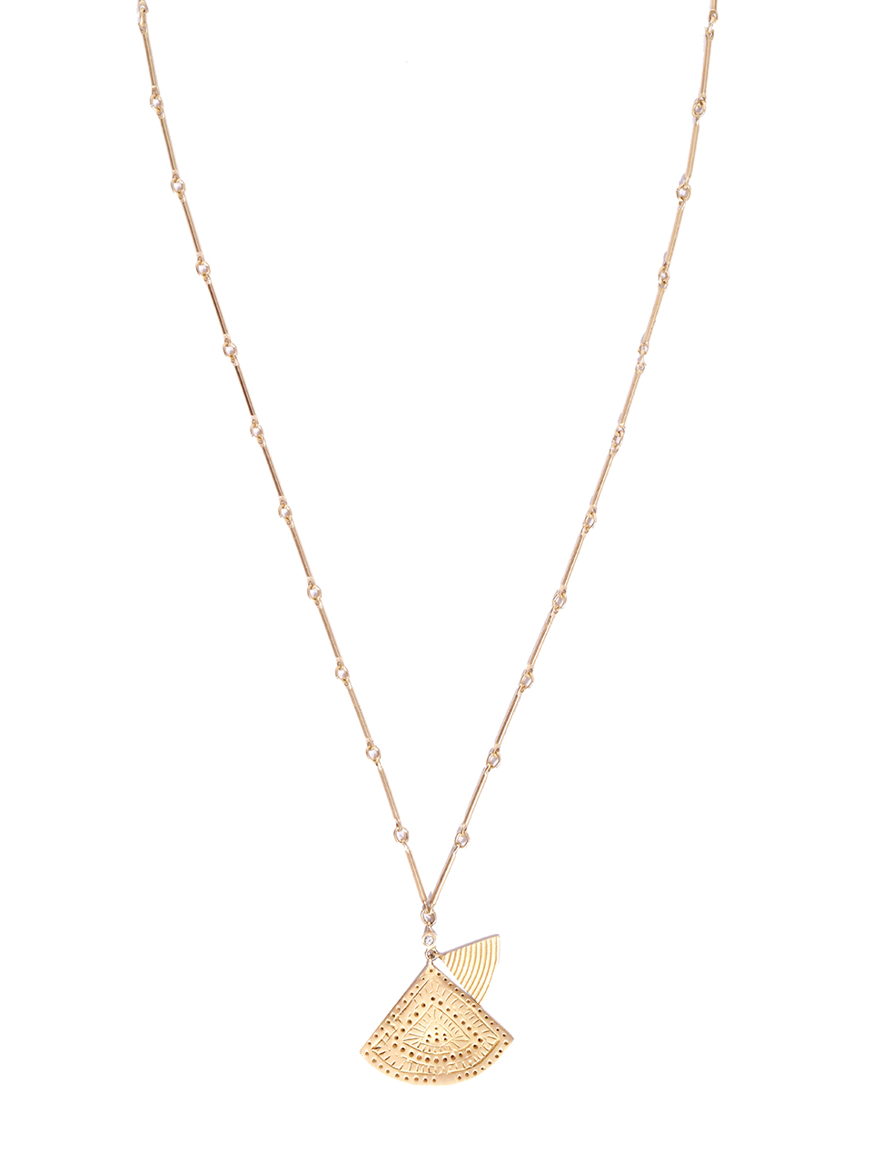 Elizabeth and James Elton Necklace in Gold  X1https://cdn11.bigcommerce.com/s-3wu6n/products/33322/images/110059/10__63196.1597108393.244.365.jpg?c=2X2