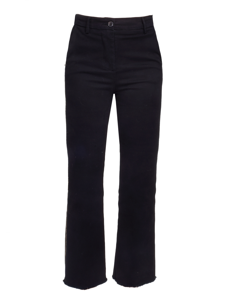 WHITE SAND Ava Jean in Black Product Shot