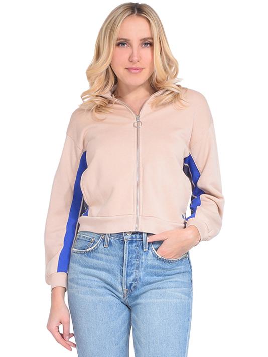 Bellerose Feat Sweatshirt Front View X1https://cdn11.bigcommerce.com/s-3wu6n/products/33550/images/111033/DSC_0431_Full__39220.1605929957.244.365.jpg?c=2X2