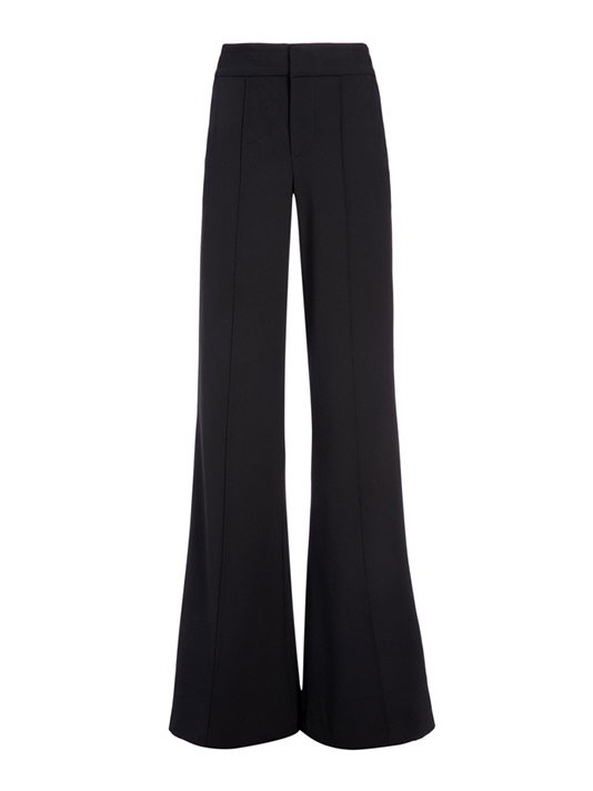 ALICE + OLIVIA Dylan Wide Leg Trouser Product Shot