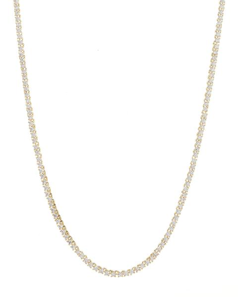 LUV AJ Mini Ballier Necklace in Gold Product Shot X1https://cdn11.bigcommerce.com/s-3wu6n/products/33619/images/111343/P9180057_c32aca46-35cd-418f-ba33-45d6adc9dcce_grande__68871.1607392987.244.365.jpg?c=2X2