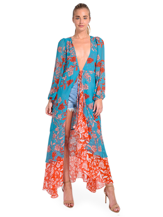 MISA Talitha Robe in Paisley Front View 1 X1https://cdn11.bigcommerce.com/s-3wu6n/products/33678/images/111629/DSC_0811__58699.1608772506.244.365.jpg?c=2X2