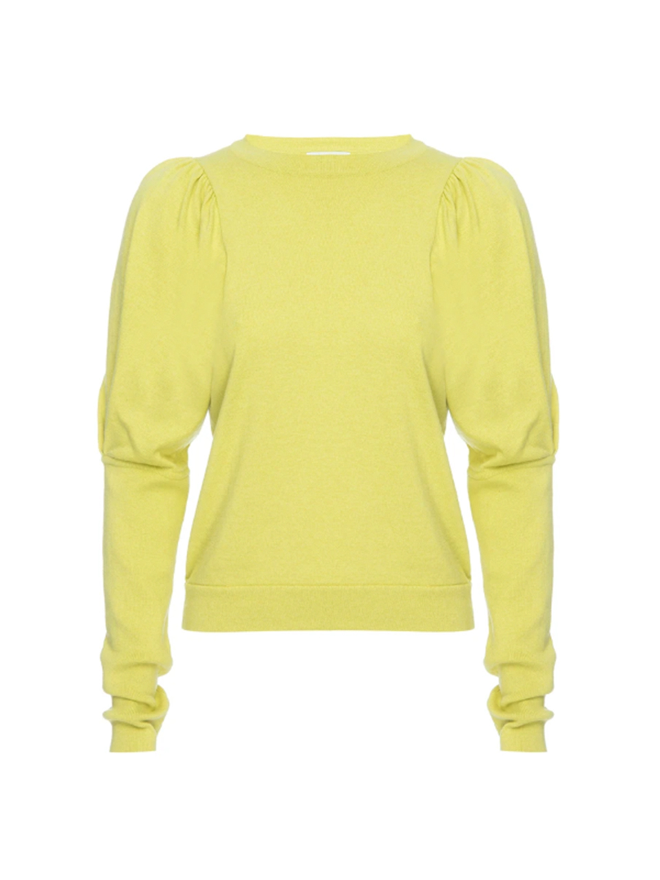 Kali Sweater in Chartreuse