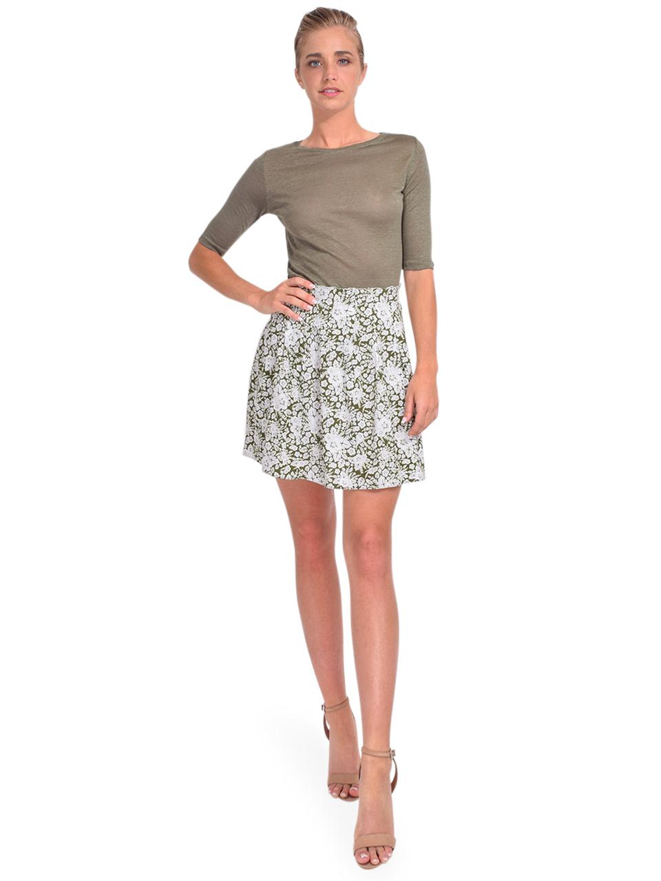 Bellerose Lexie Skirt Full Outfit
