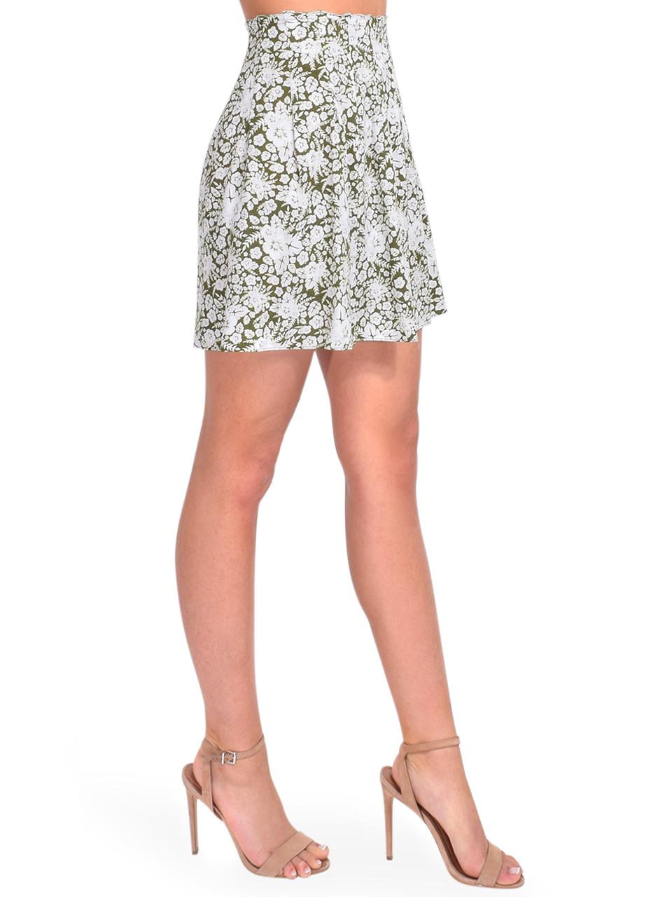 Bellerose Lexie Skirt Side View