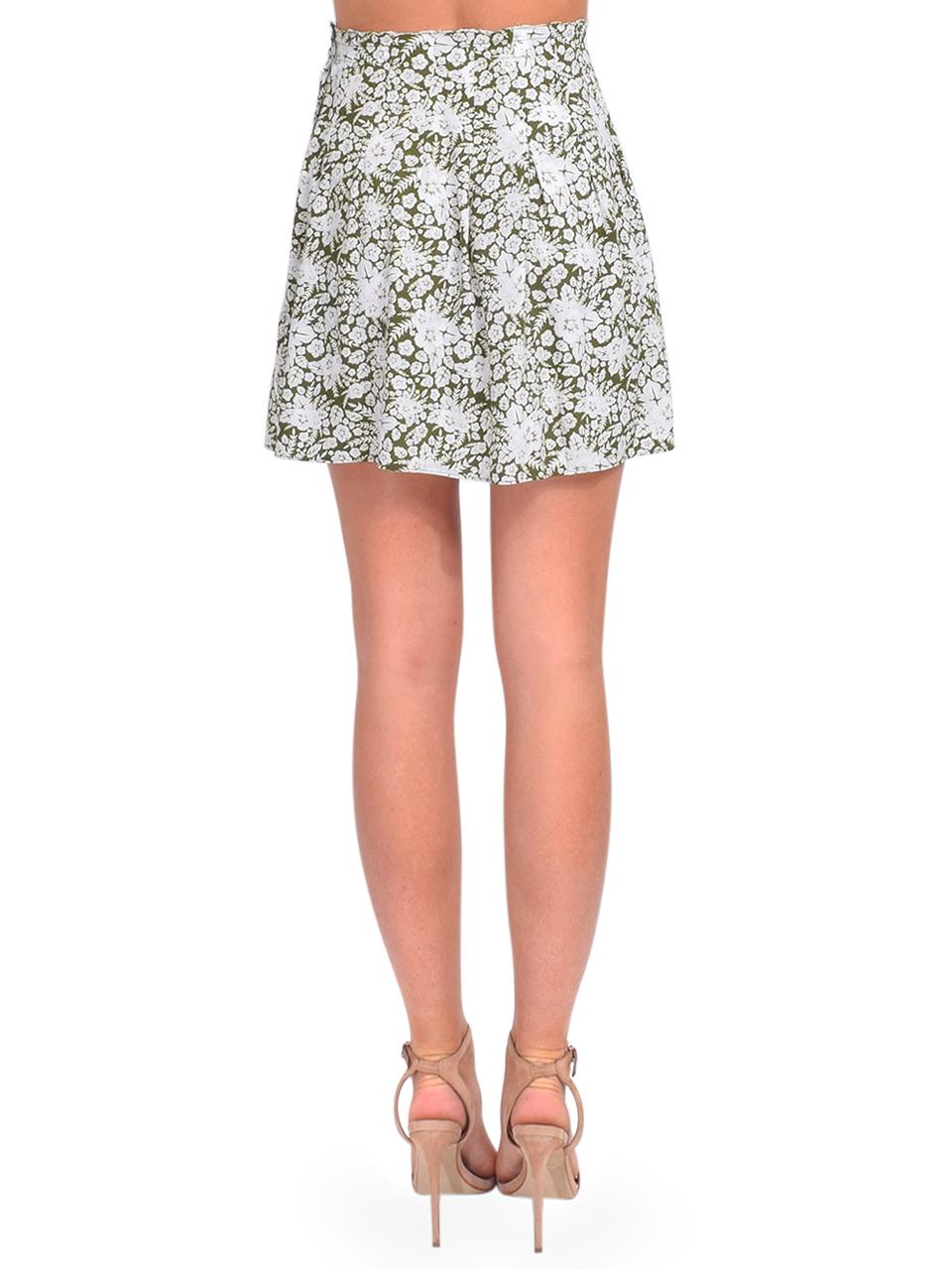 Bellerose Lexie Skirt Back View