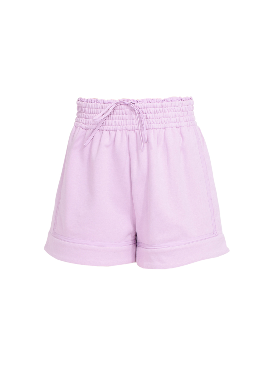 3.1 Phillip Lim French Terry Boxer Shorts in Lavender