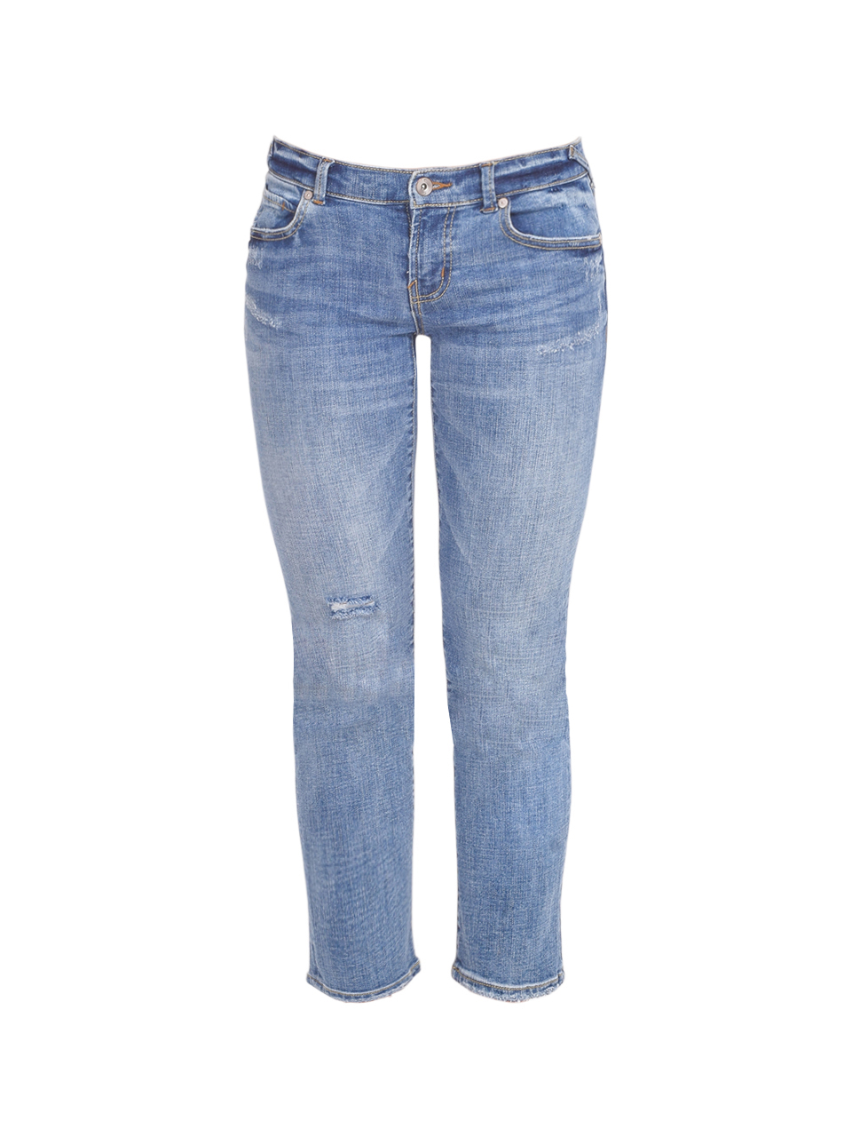 SERRA By Joie Rucker Smashing Low Rise Jeans in Rockpoint Blue Product Shot