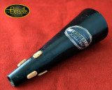 Shastock Straight Mute - Black Restored