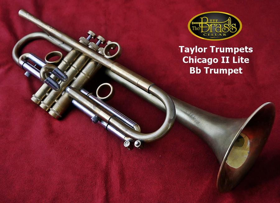 Taylor Chicago II Lite Bb Trumpet