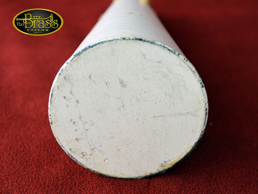 Vintage Mute - Shastock Straight Mute in white