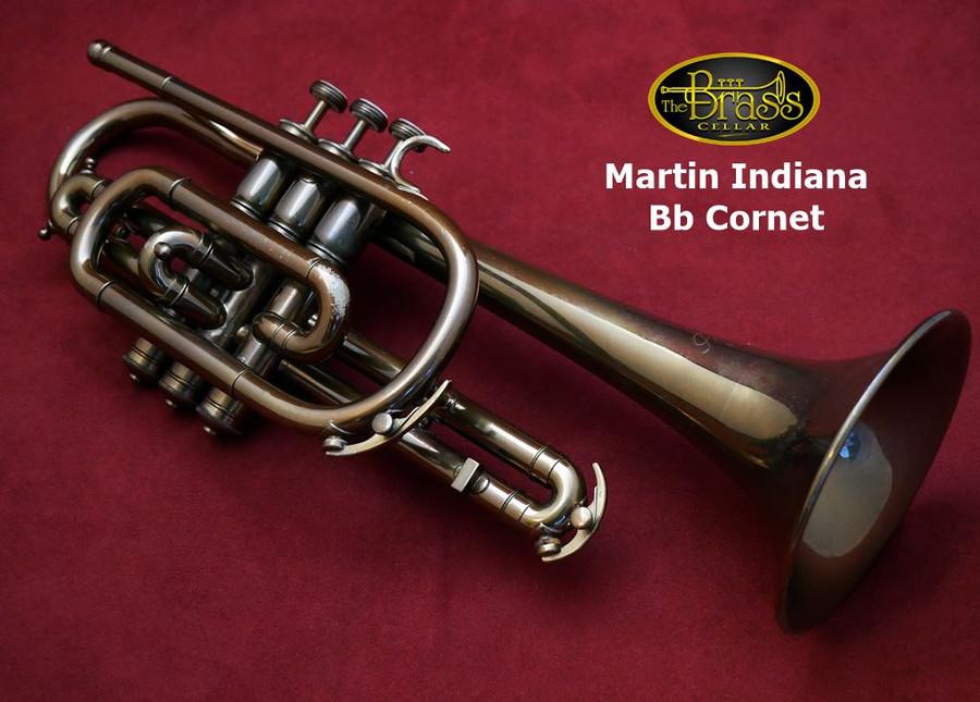 Martin Indiana Cornet