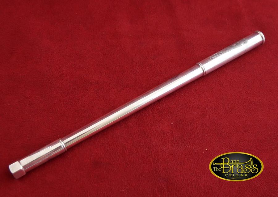 Charlie Melk EB-525 Bach C Trumpet Leadpipe