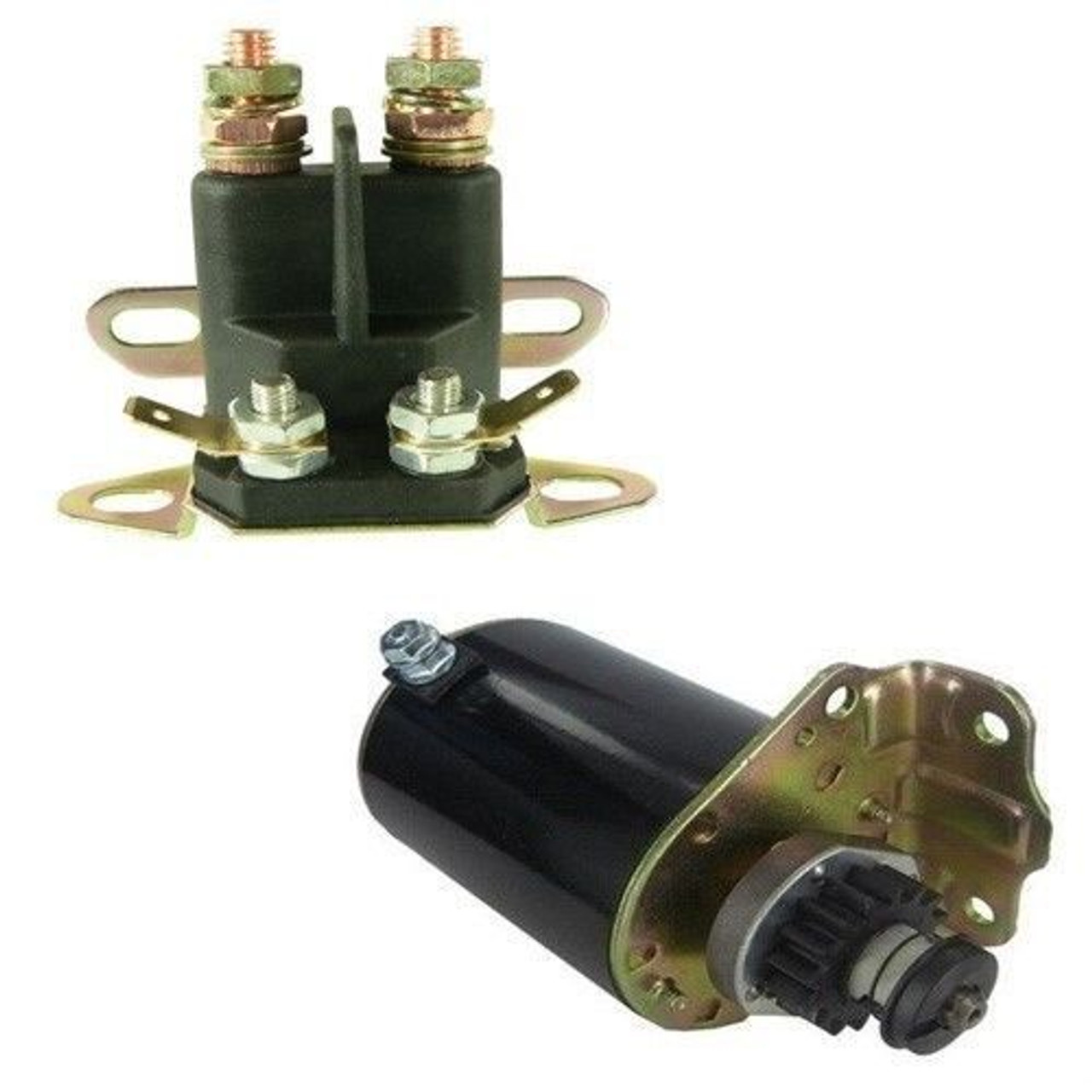 STARTER SOLENOID KIT FOR CUB CADET LAWN TRACTOR 1015 1020 1105 1110 1225  182 282