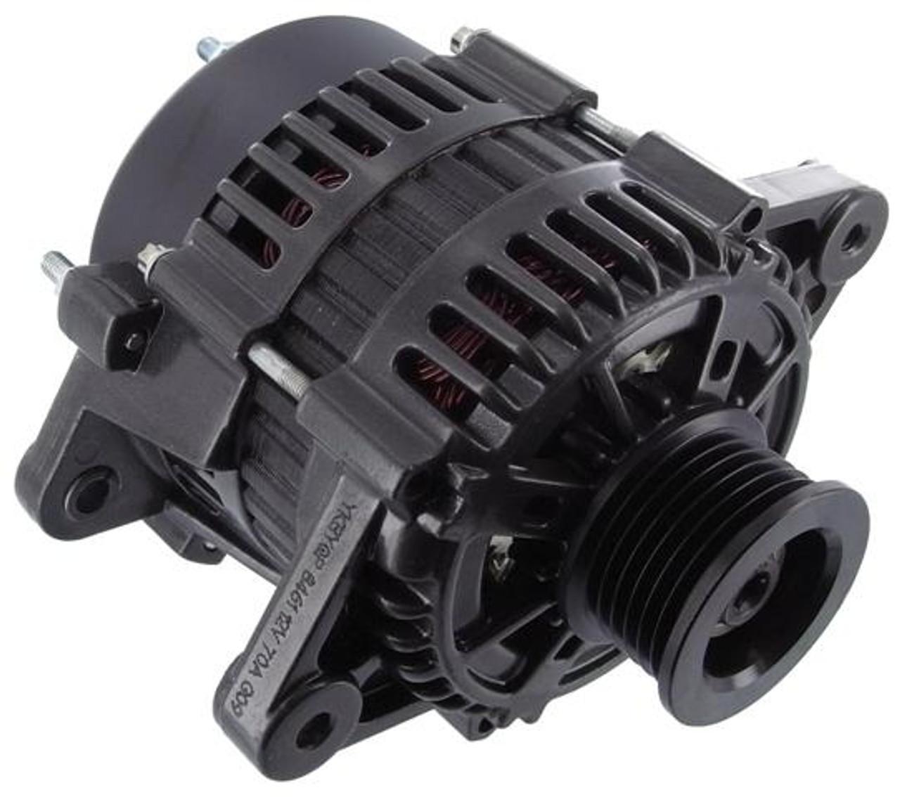 NEW ALTERNATOR MERCRUISER ENGINE 5.7L Ski MX 6.2L BS MPI 350 Mag Alpha Bravo