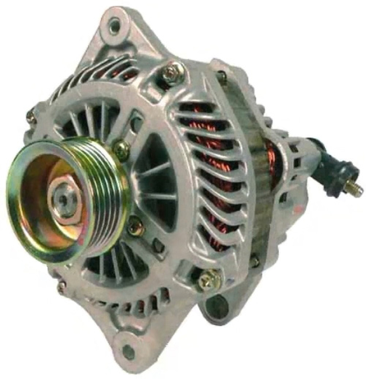 NEW ALTERNATOR for SUBARU 2.5L 2.5 LEGACY /& OUTBACK 2005 2006 2007 2008 2009