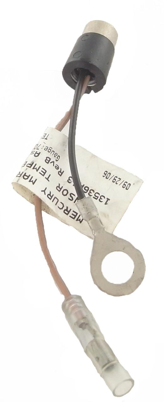 New OEM 2 Wire Temperature Sensor For Mercury/Mariner 135-250
