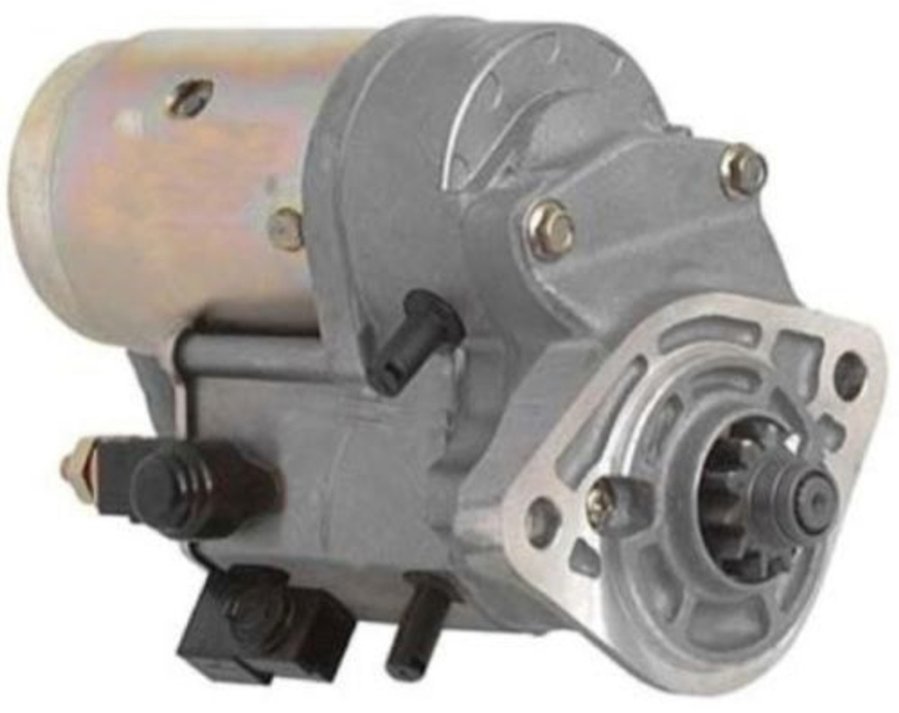 Starter fits Bluebird Bus Cummins ISBO7 Engine 6 7L All Models 228000-8450