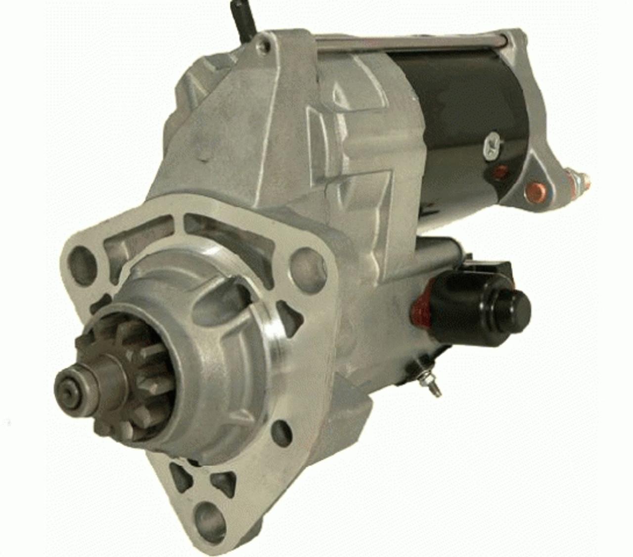 Starter Fits Ford L6000//7000//8000//9000 Trucks Caterpillar 3176 3406 C-10 C-12