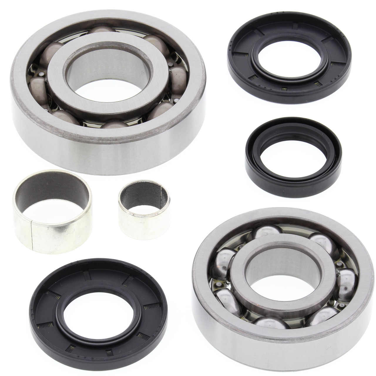New Front Wheel Bearing Kit Polaris Sportsman 500 4x4 HO 500cc 2001 2002 2003