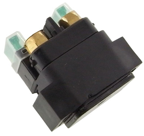 Starter Relay Solenoid Compatible with Yamaha 98-Up XVS 650 V Star Custom /& Classic