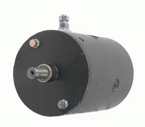 Winch Motor Fits Bellview & Warn Winch Heavy Duty 4-Field Motor 46-3650, MHT6101