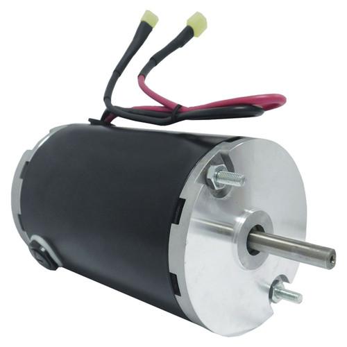 New Salt Spreader Motor Fits Fisher Grotech Spreaders 3B-1333202C 83mm Case