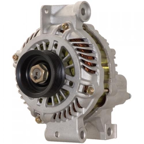 alternator fits mazda 6 2 3l 2003 2004 2005 with manual transmission 90 amps