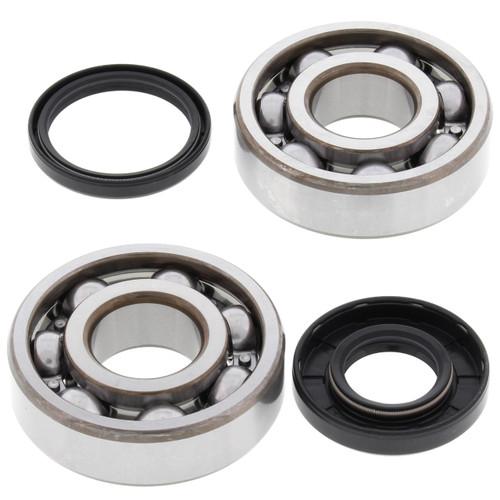 Crankshaft bearing and seal kits For 2015 Husqvarna TE300~All Balls 24-1098