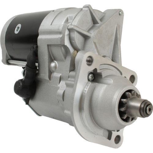 NEW 24 Volt Starter Fits Komatsu Excavators PC220LC w/ 6D105 Eng  600-863-5110