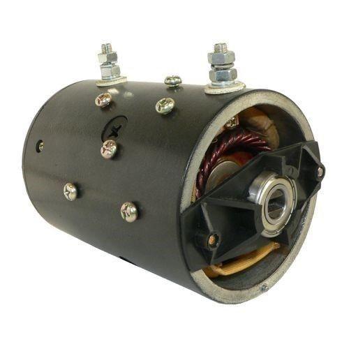 12V Pump Motor Fenner Fluid Hahn Hydraulics Venco Lift 39200397 39200482
