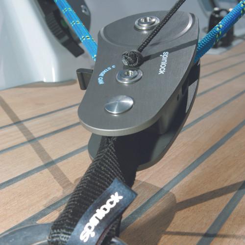 Spinlock Jammer Spinnaker Block (50mm sheave) (SPBRS/50)