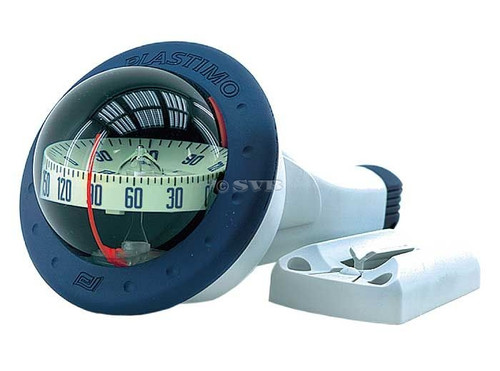 Plastimo Iris 100 Compass with lighting - Blue