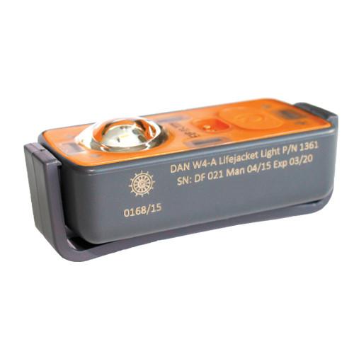 Daniamant W4A Alkaline SOLAS/MED Lifejacket Light (MLIG49)