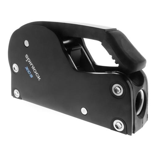 Spinlock XCS Clutch, 6-10mm Line, Black - Single (SPXCS0610/1B)