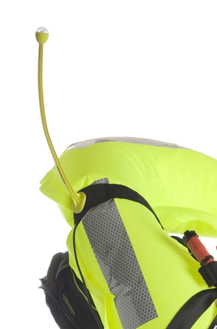 Optional Pylon light for deckvest LITE (Light purchased separately)