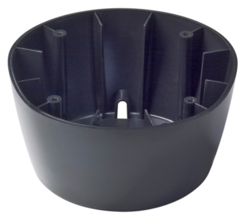 Plastimo Binnacle for Offshore 115 Compass Black