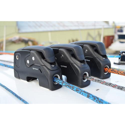 Black XTR Rope Clutch on Deck