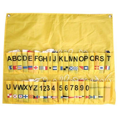 RWB International Code Flags Set of 40