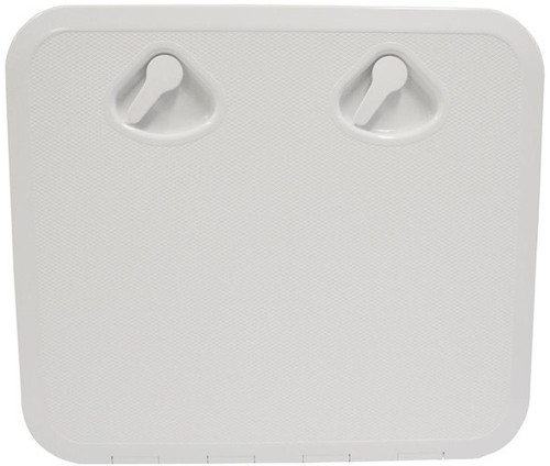 RWB Deluxe Storage Hatch 510x460 White Grey