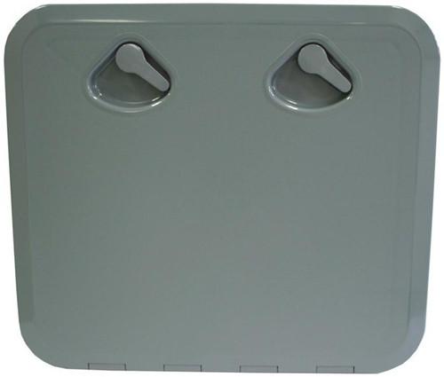 RWB Deluxe Storage Hatch 510x460 White Grey