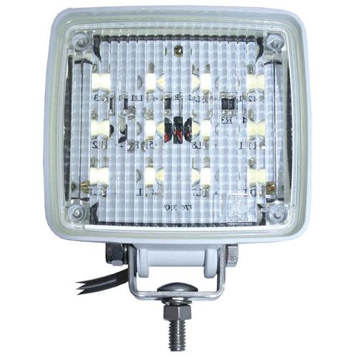RWB Floodlight 12 x LED 12/24v