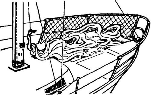 RWB Lifeline Netting 30 metres