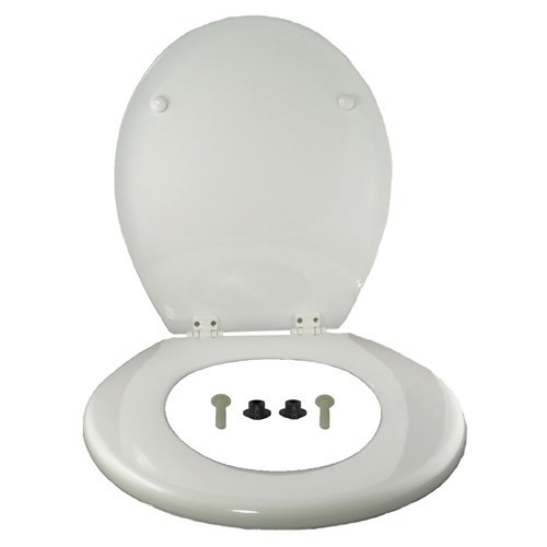 RWB Jabsco Complete Toilet Seat Assembly Large