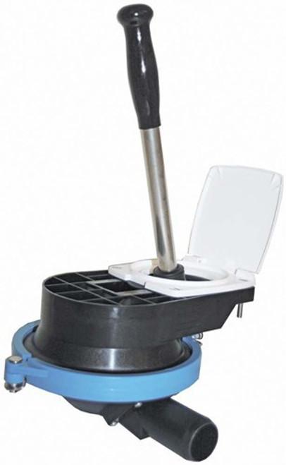 RWB Jabsco Amazon Thru-Deck Pumps