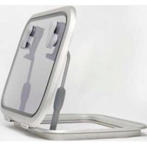 RWB Culē Silver Anodised Aluminium Deck Hatch