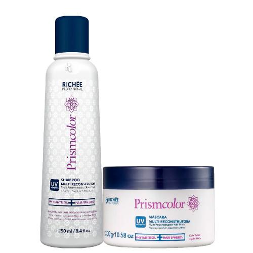 Kit Richée Prismcolor Shampoo Mask Multi Reconstructor