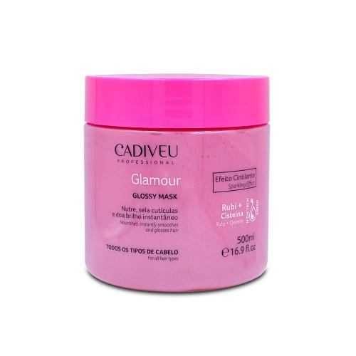 Cadiveu Glamour Glossy Mask Hydration 500ml/16.9fl.oz