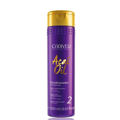 Cadiveu Açaí Oil Intense Shine Conditioner Hair Care 250ml/8.45fl.oz
